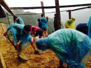 Nepal relief trip - Kagatigaon