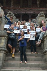 Nepal post-earthquake relief trip 2015